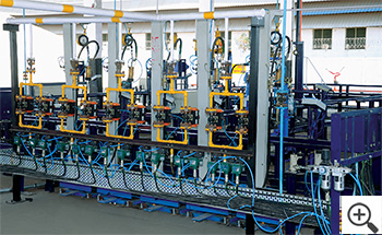 Filling Plants and Cylinder Testing Facilities