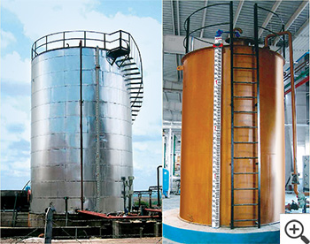 Petroleum Storage and Handling Facilities